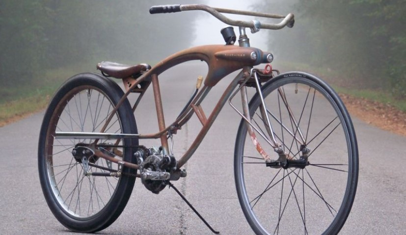 Fiberglass Bicycle