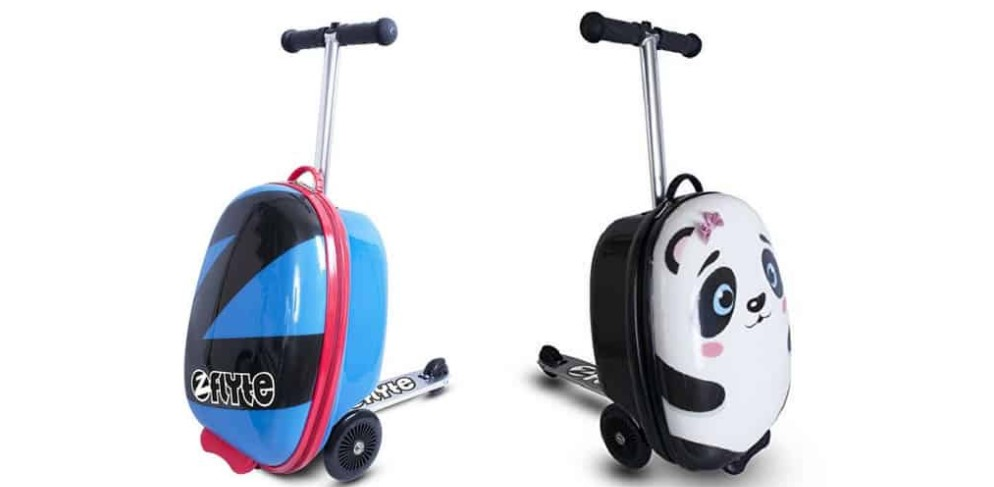 Scooter-Suitcase