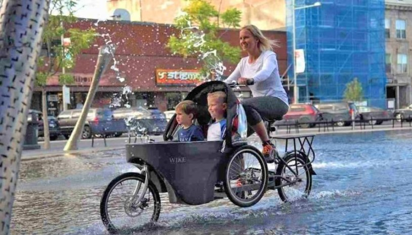 Stroller-Bike