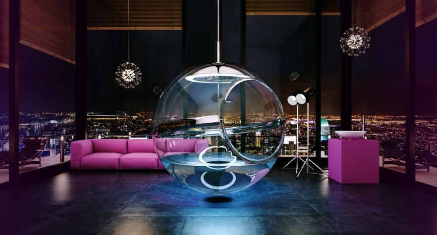 Ball Bathtub